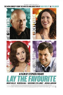 lay the favorite-lay the favourite