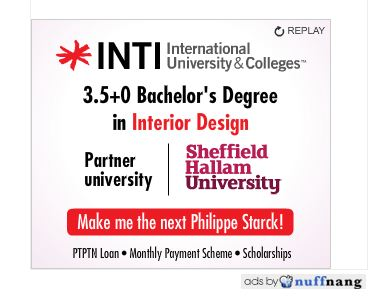 INTI INTERNATIONAL UNIVERSITY & COLLEGES, NUFFNANG