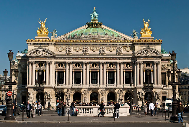 Palais Ganrier, Paris