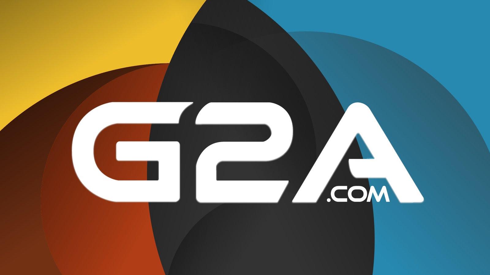 G2A jogos novos e usados