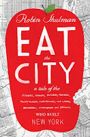 eat the city by robin shulman book cover