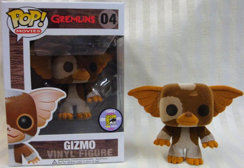 Funko Pop! Gizmo Flocked