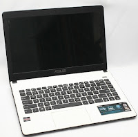 Laptop Tipis Asus X401D Putih 2nd