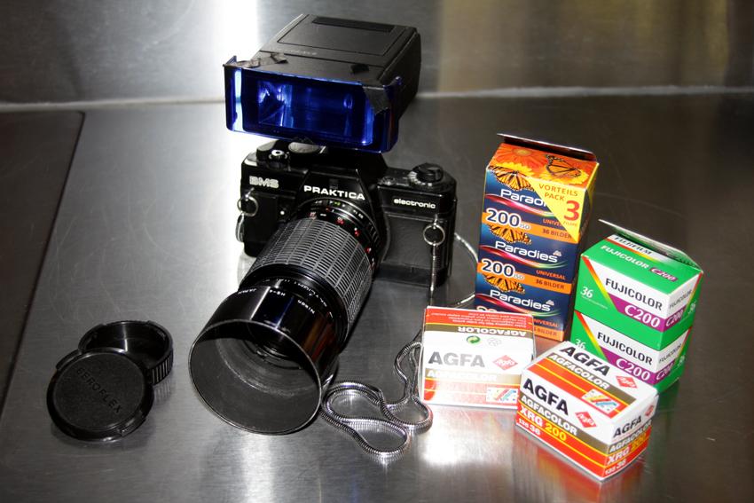 Mind jacker the praktische camera present for Deja vu karlsruhe