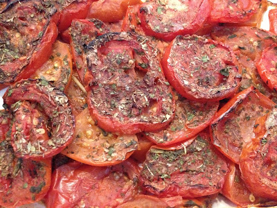 ThatRedheadSaid: how to cook oven roasted tomatoes