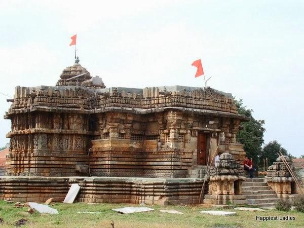 Chennakeshava Hoysala Temple Harnahalli