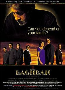 Sinopsis Film Baghban
