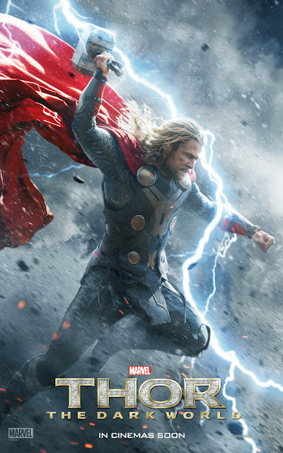 Thor: The Dark World Thor Character Banner