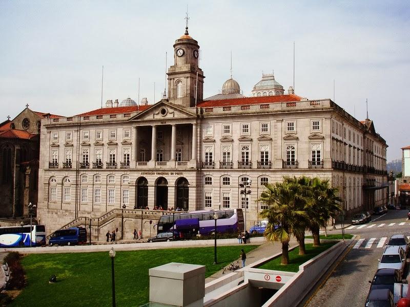 oporto portugal palacio bolsa