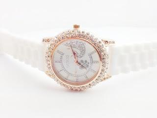 Jam Tangan Wanita GUESS ELLEDIME RUBBER, Harga dan Spesifikasi Murah dan Grosir