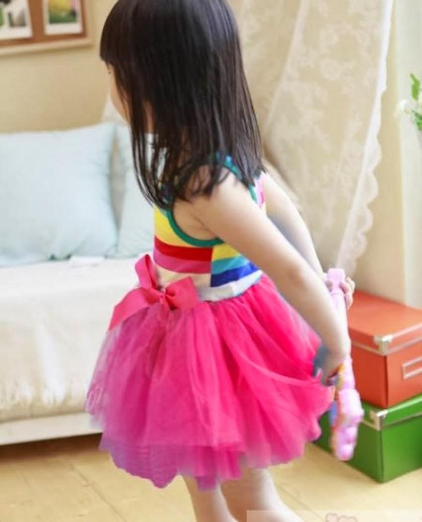 30 Model Baju Anak Korea Perempuan Branded Cute Setelan Import