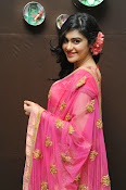 Adah Sharma Gorgeous in Pink Saree-thumbnail-5