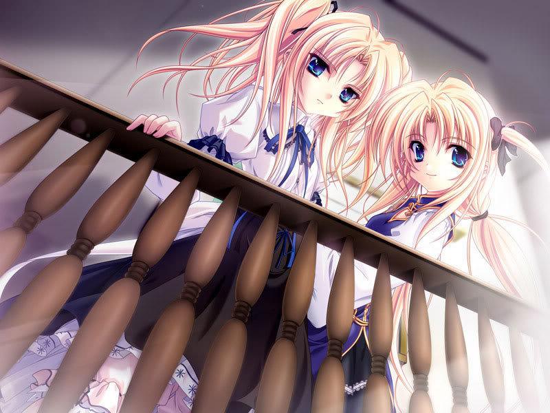 Few of my favorite anime twins!