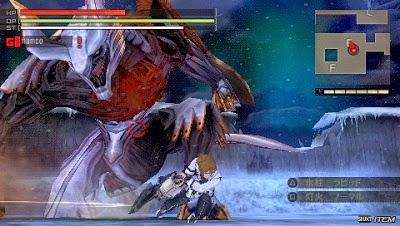 Download Gods Eater Burst PSP