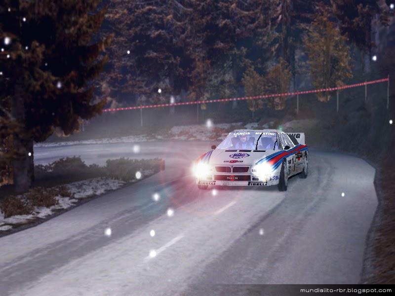 Lancia Rally 037 MonteCarlo