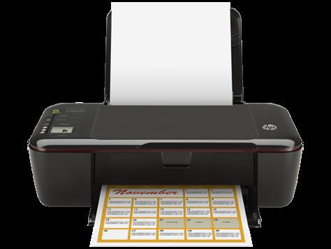 How to install an HP Deskjet 1000 Printer