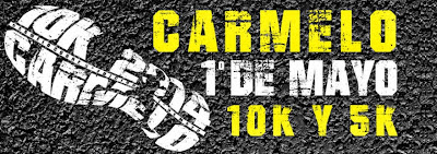 10k y 5k Carmelo Corre (Colonia, 01/may/2014)