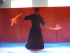 <b>Ki Aikido Ribbon Dance to Music</b>