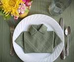 hiasan meja makan vvip