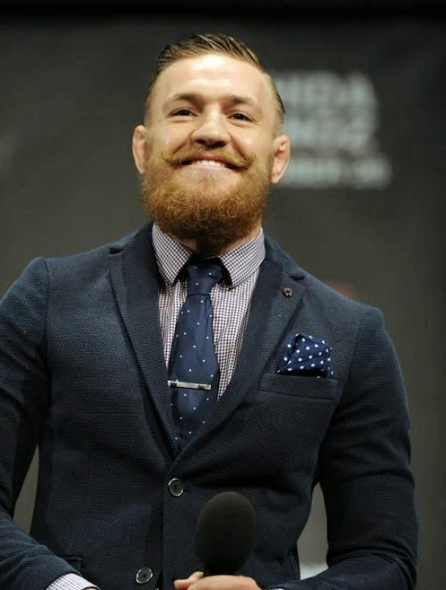 The XY Venture: STYLE FILES // Conor McGregor // How to ...