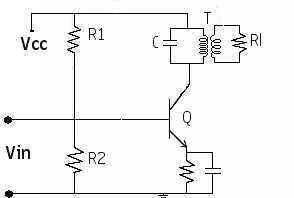 single tuned power amplifier