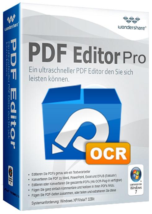 Download Wondershare PDF Editor Pro 3.9.11.9