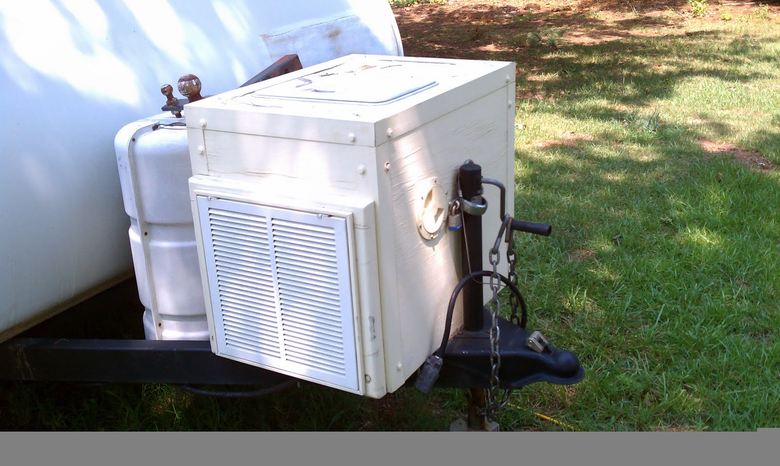 One More Time Around  Generators And Air Conditioners