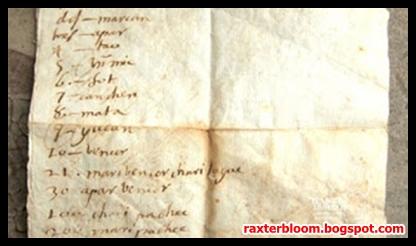 Bahasa Yang Hilang Dari Abad 16 - raxterbloom.blogspot.com