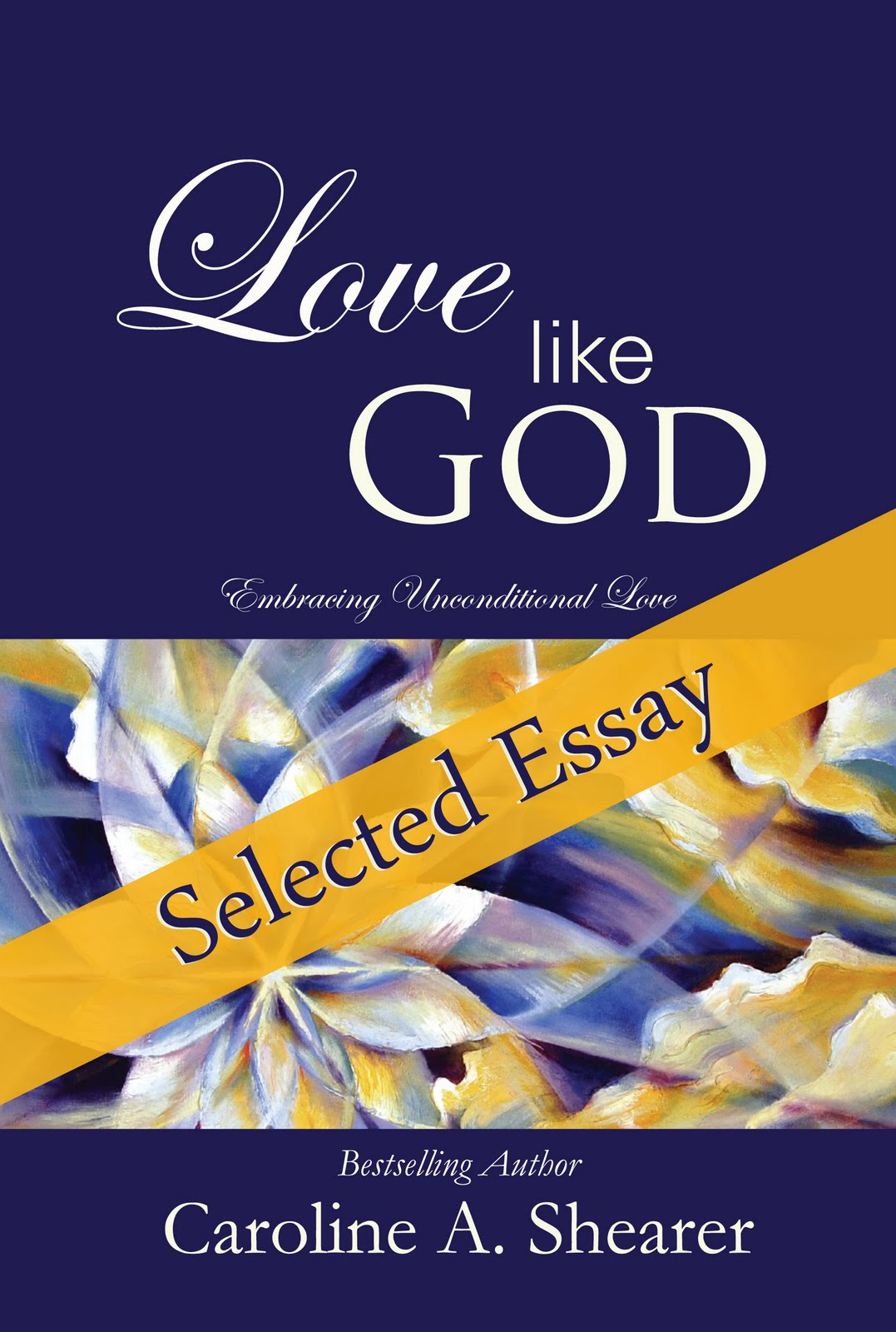 essay about love of god for us Love, marriage, and family so god created man in his own image, in the image of god he created him it is the love that god has for us.