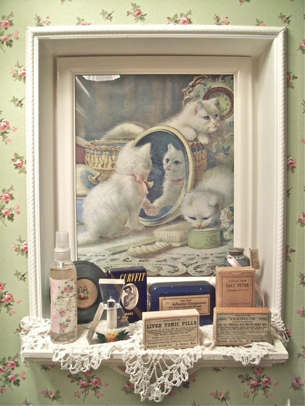 The Polka Dot Closet: A Tour Of My Home, A Downtown Charmer