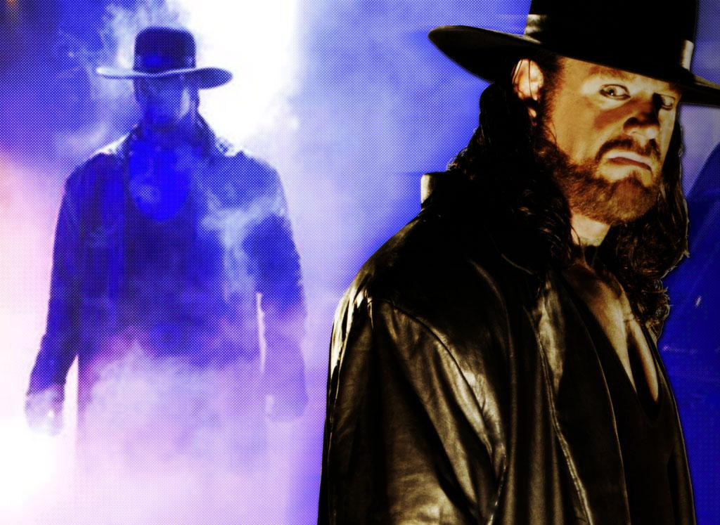 vs Undertaker Wallpaper