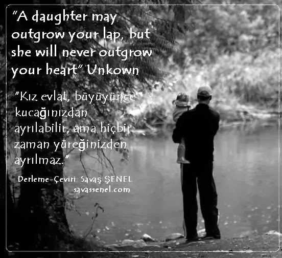 Quote 0162: Father And Daughter: Unknown