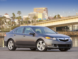 Acura TSX V6 wallpaper