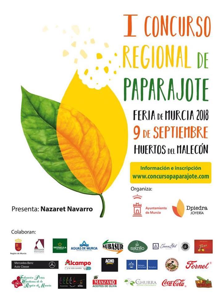 I Concurso Regional Paparajote.
