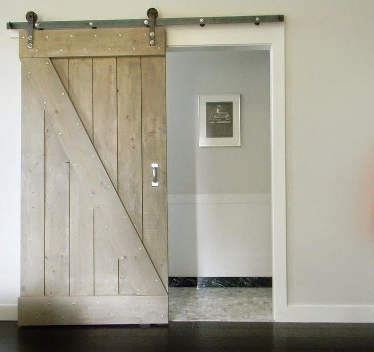 Decandyou ideas de decoraci n y mobiliario para el hogar - Puerta corredera granero ...