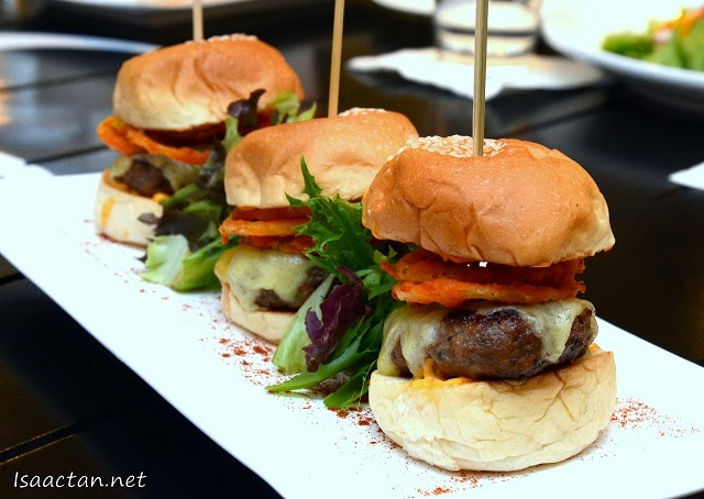 #4 Petite Burgers - RM29