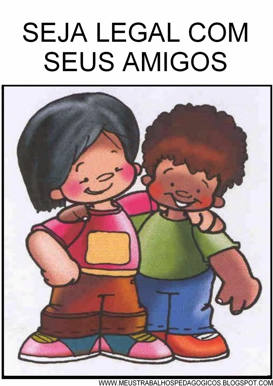 Favoritos Creche CAIC Paulo Freire: Regras de Convivência TW32