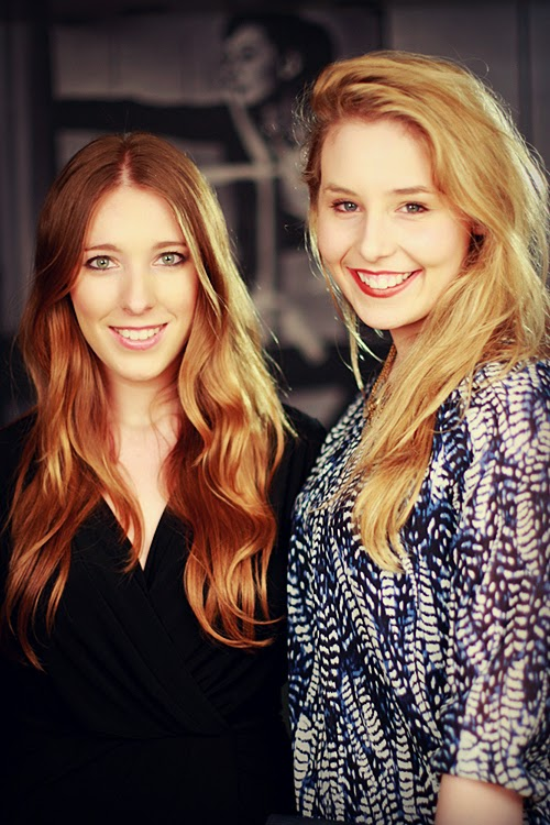 Catherine Lux and Jemima Wilson at Individualism Fashion Party