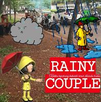 RAINY COUPLE: Matias & Kezia yang terus menerus dilanda badai