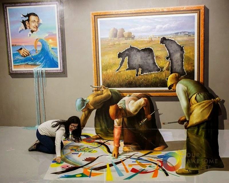 Museum Seni 3D