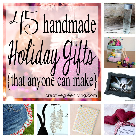45 Handmade Christmas Presents for Mom - Gifts Anyone Can ...