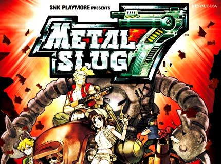 Metal Slug 7 PC Game Free Download Full Version