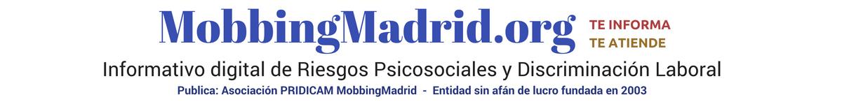 Mobbing Madrid PRIDICAM