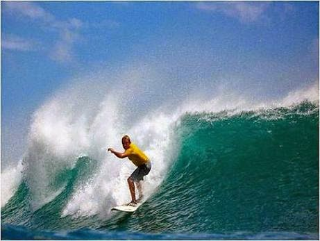 Bali and Lombok Tourist Destination: Top 5 places to surf in Bali from ...