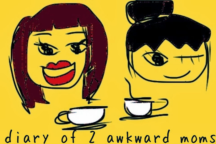 Diary of 2 Awkward Moms