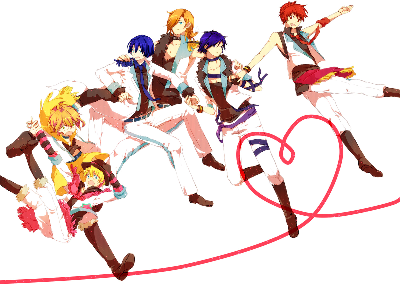 ... Blog: Best Male Visual Idol Group - ST☆RISH from Uta no Prince-sama