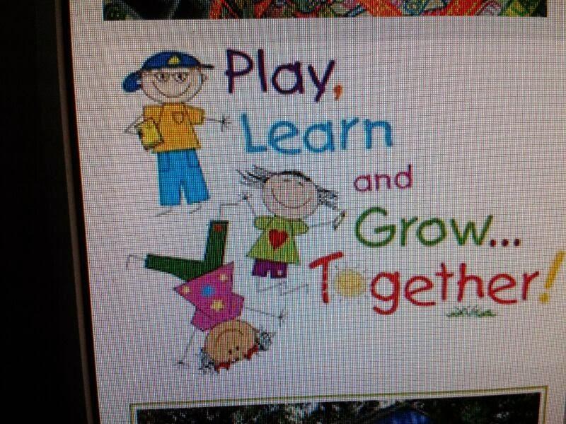 Subur fitrah we play learn and grow together for Mural untuk taska