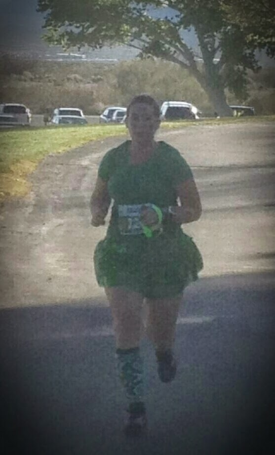 Finishing strong | Catch the Leprechaun 5k
