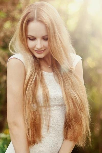 وصفة لتطويل الشعر في شهر واحد
