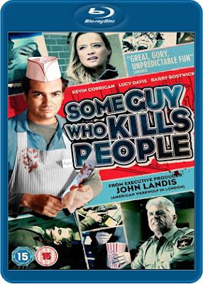 Filme Poster Some Guy Who Kills People BRRip XviD & RMVB Legendado